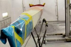 Bodywerks Crew Boat Shell Restoration Finishing