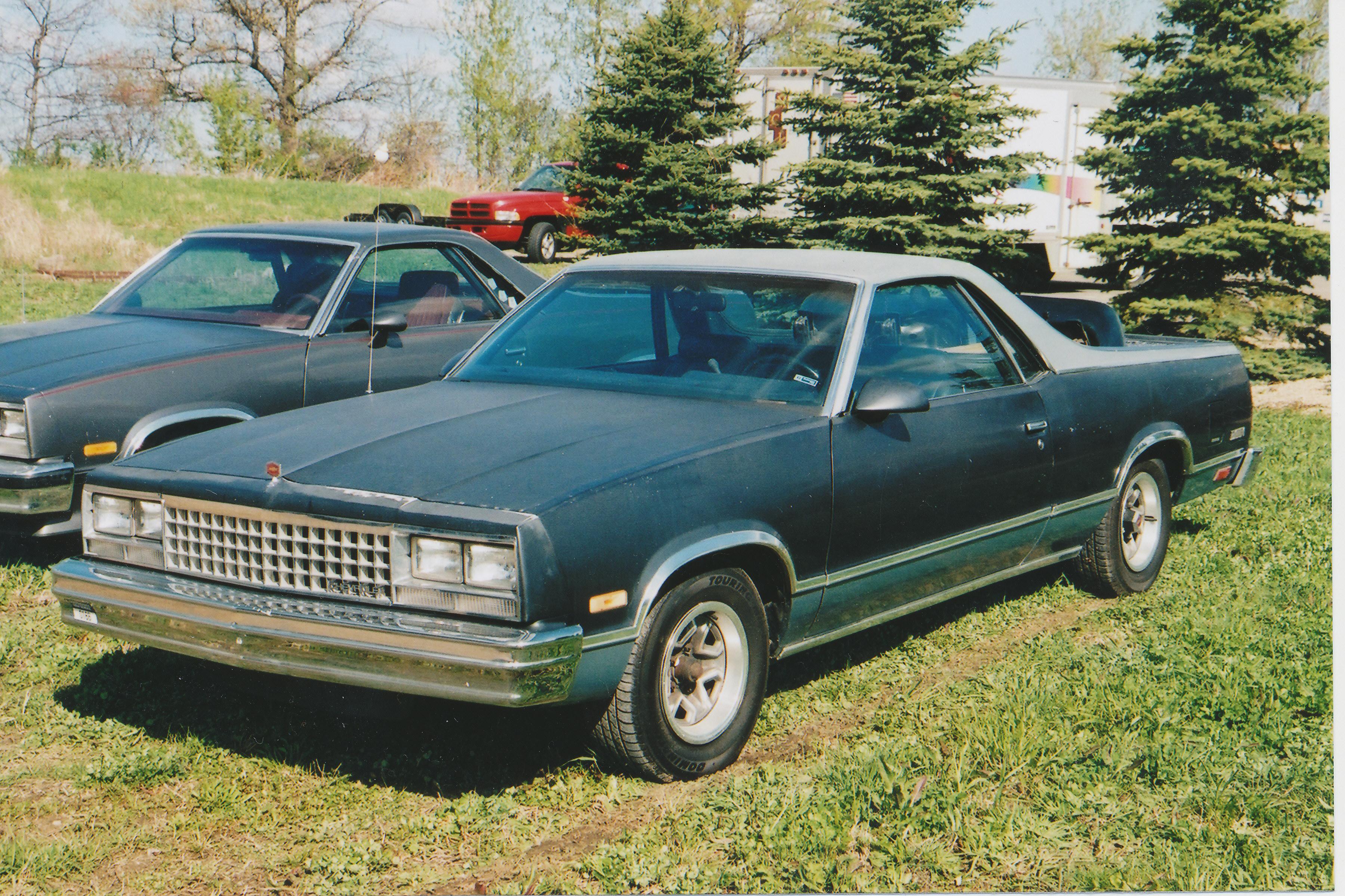 1987 Chevrolet El Camino Makeover