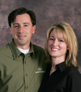 Jeff and Dawn Weitzel