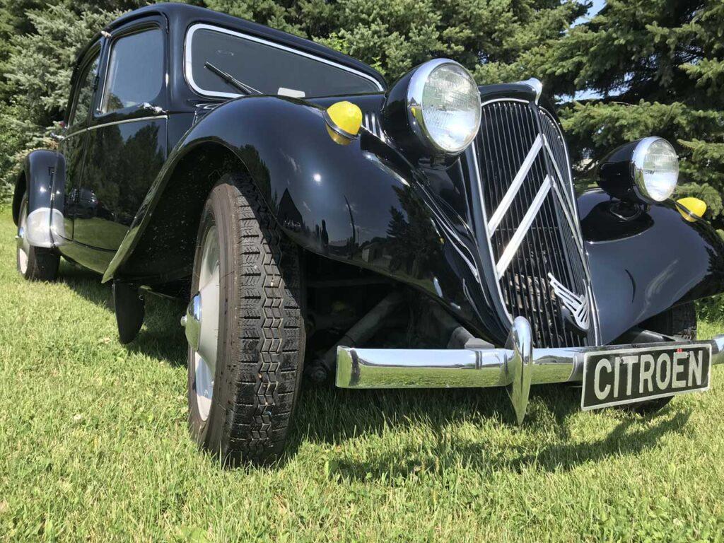 Vintage Auto Body Repair by Bodywerks