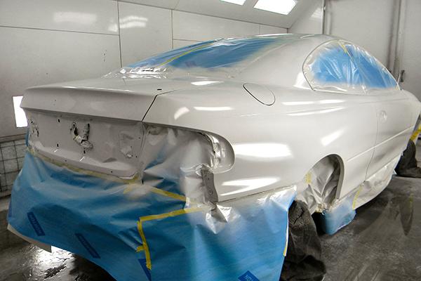 Bodywerks 2004 GTO Paint Restoration