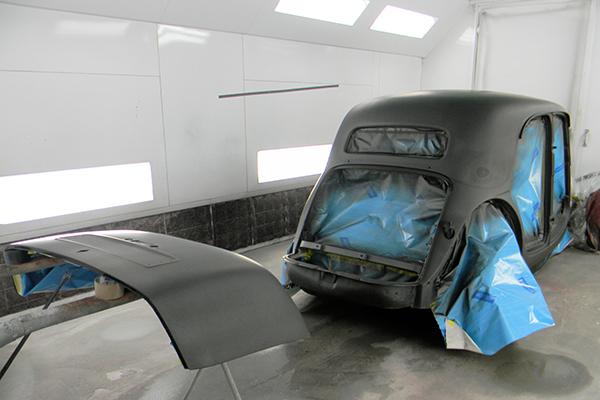 Bodywerks 53 Citroen Paint Restoration Primer