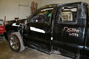 Bodywerks Chevy Silverado Auto Body Repair Before