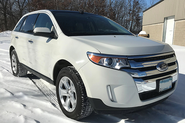 Bodywerks Ford Edge Auto Body Repair After
