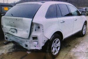 Bodywerks Ford Edge Auto Body Repair Before