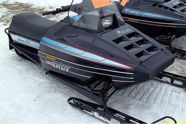 Bodywerks Vintage Snowmobile Restoration Polaris Indy